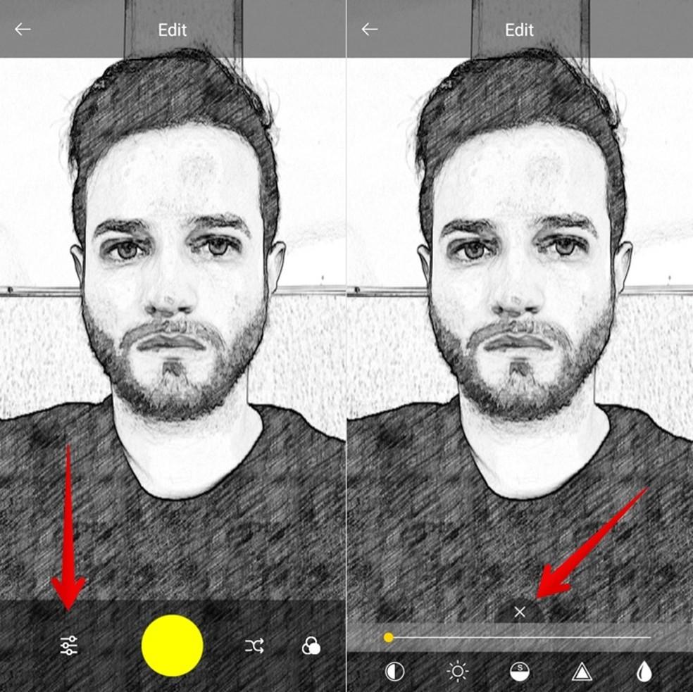 Adjusting image Photo: Reproduction / Helito Beggiora