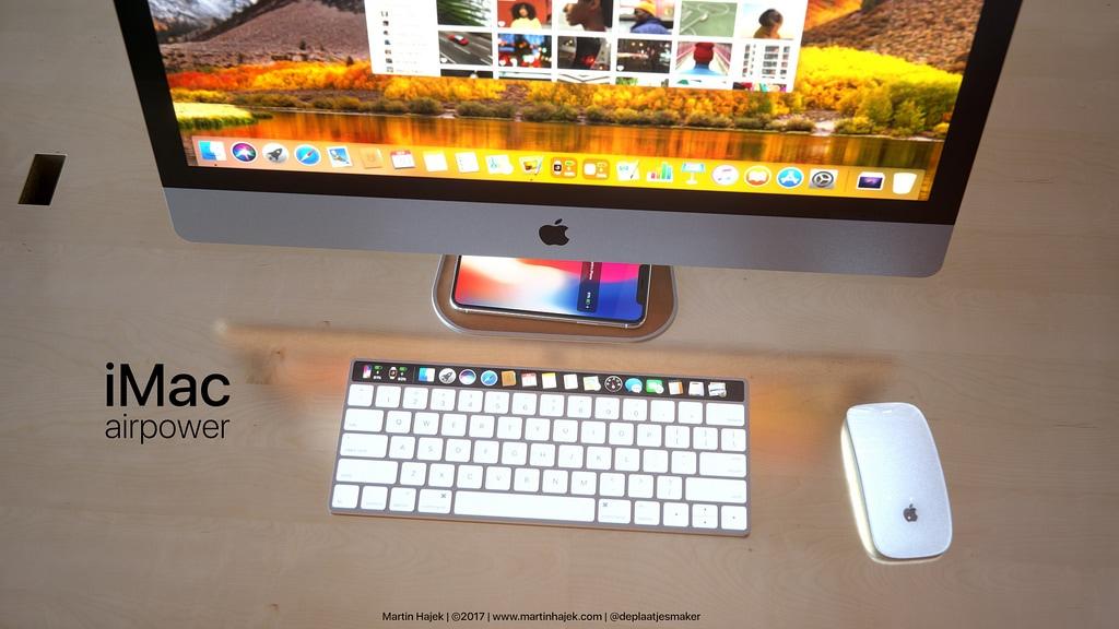 iMac (Pro) AirPower