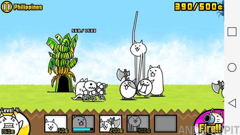 battle cat battle