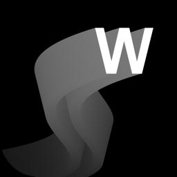 Weird Type app icon