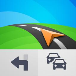 Sygic app icon GPS Navigation, Maps