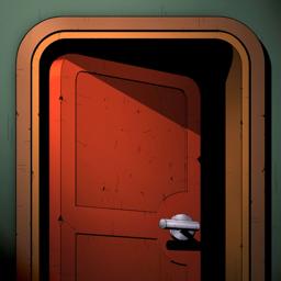 Doors & Rooms app icon: perfect escape