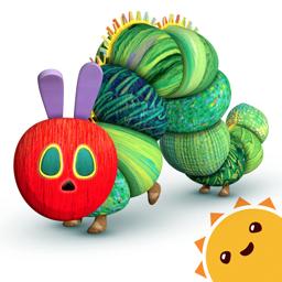 My Caterpillar Comilona app icon