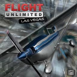 Flight Unlimited Las Vegas app icon