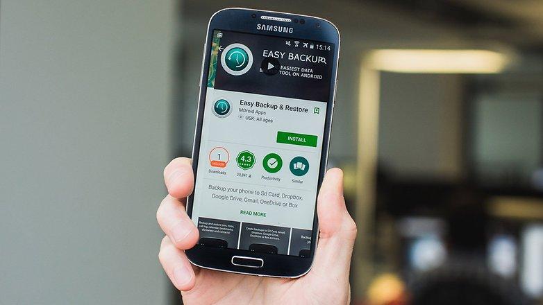 easy backup app