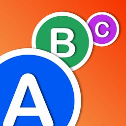Alphabet: Letter Confidence app icon