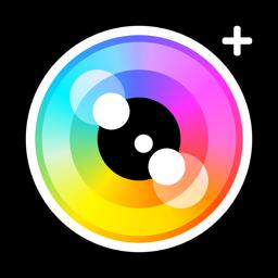 Camera + 2 app icon
