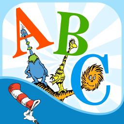 Dr. Seuss's ABC - Read & Learn app icon