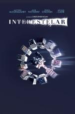 Movie Cover Interstellar