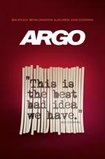 Movie Cover Argo