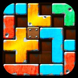 Slide Tetromino Premium app icon