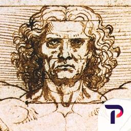 Leonardo da Vinci: Anatomy app icon
