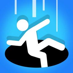 Hole.io app icon