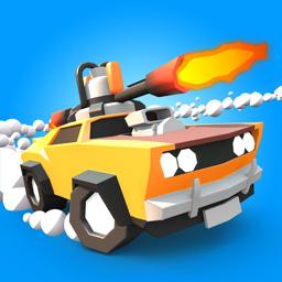 Crash of Cars app icon