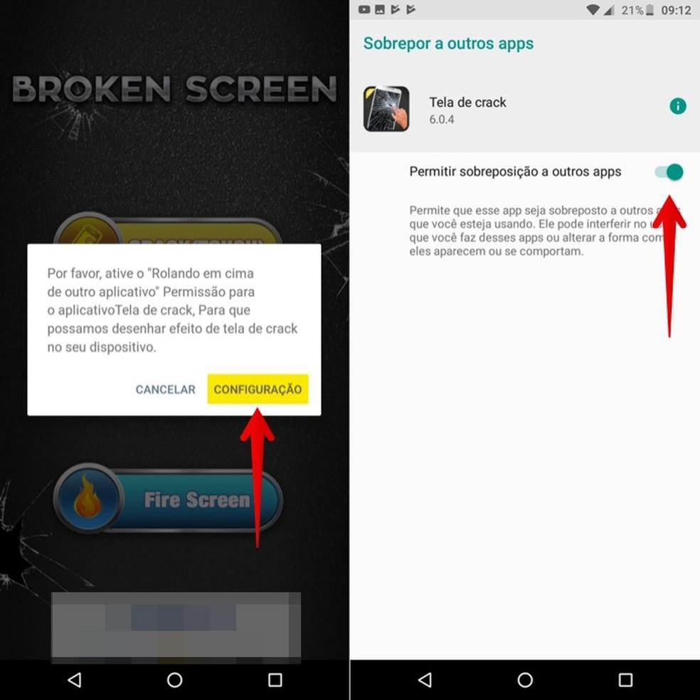 Enable app overlay Photo: Play / Helito Beggiora