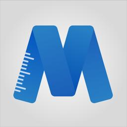 MeasureKit - AR Ruler Tape app icon