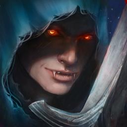 Vampire's Fall: Origins RPG app icon