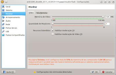 Virtual Box on Linux