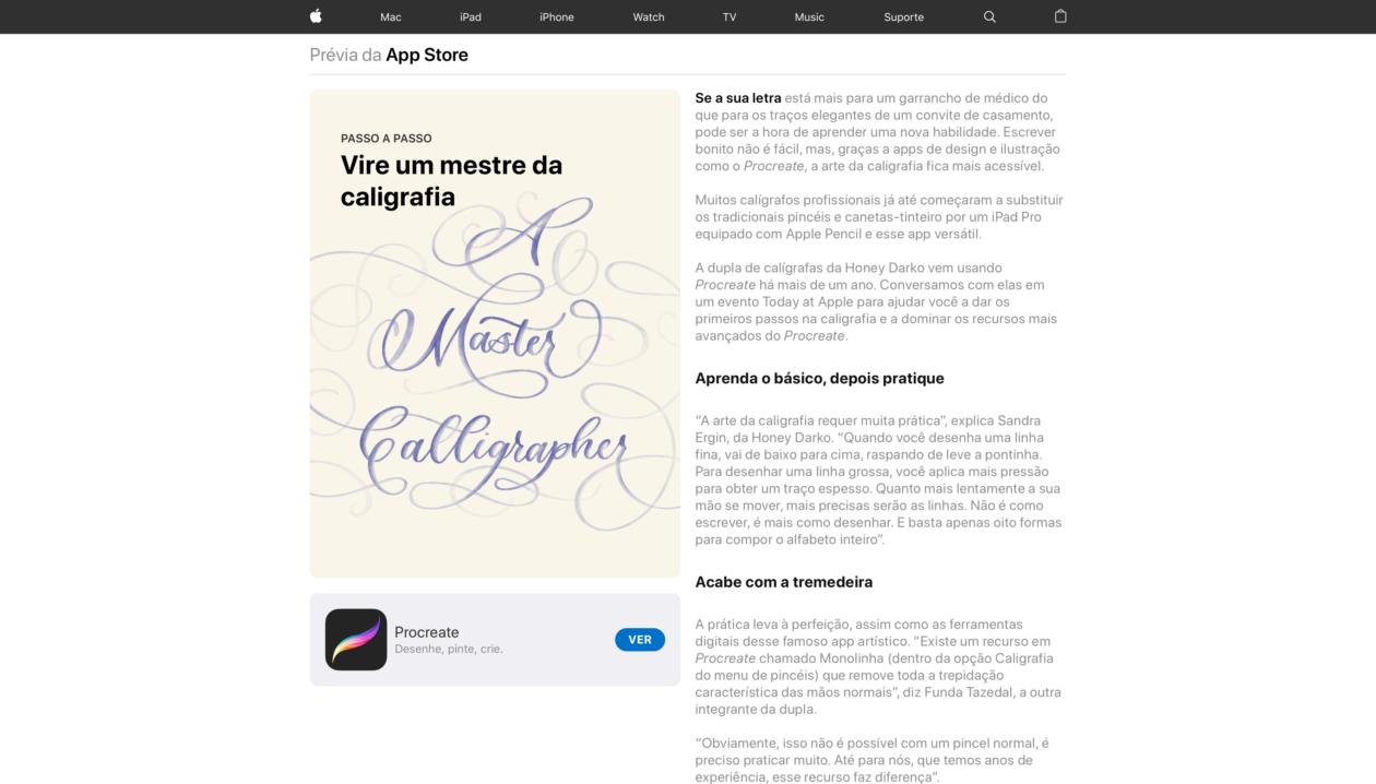 Web App Store Editorial