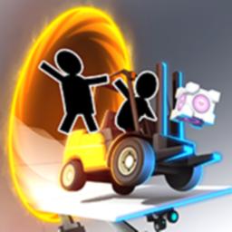 Bridge Constructor Portal app icon
