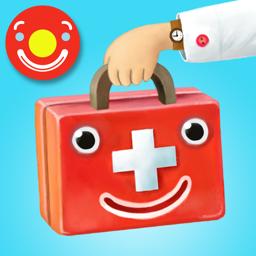 Pepi Doctor app icon
