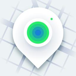 PhotoMapper app icon: GPS EXIF ??Editor