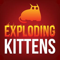 Exploding Kittens® app icon