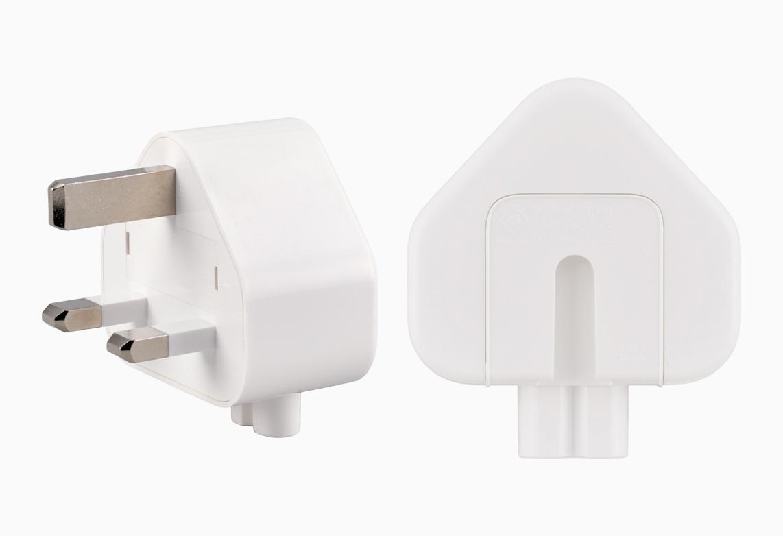 Apple Three-Pin Adapter Recall