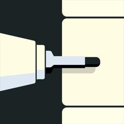 Flow app icon by Moleskine