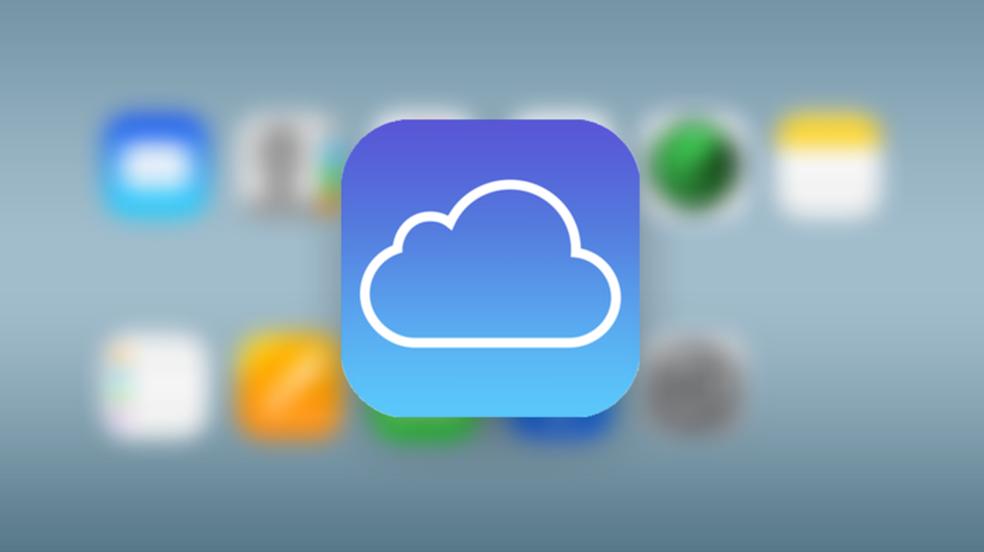 iCloud is Apple's cloud storage service Photo: Divulgao / Apple