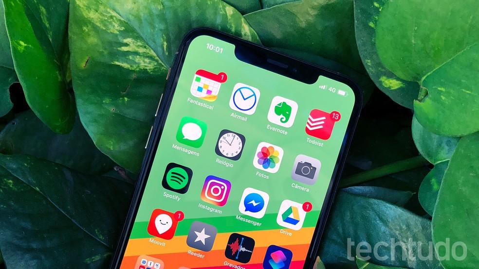 Apple rebuts Google report on iPhone security breach (iOS) Photo: Bruno De Blasi / TechTudo