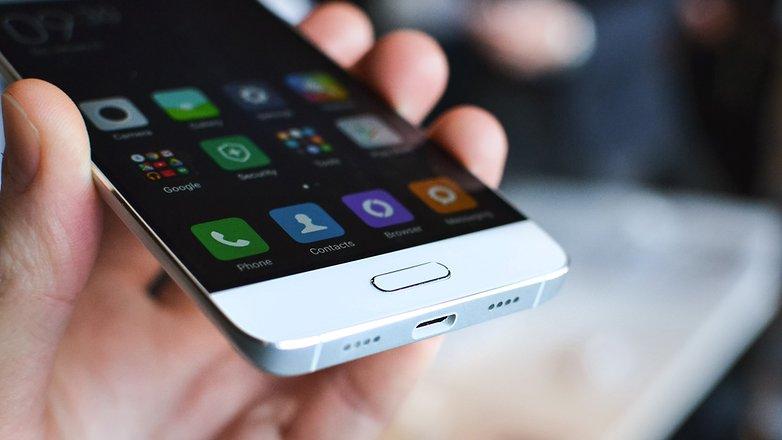 AndroidPIT Xiaomi MI5 10
