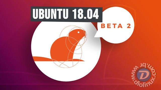 Lanado Beta 2 from Ubuntu 18.04 (Bionic Beaver) j can be downloaded