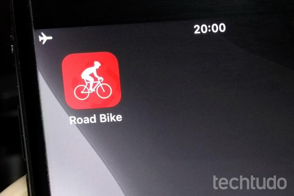 Runtastic Road Bike monitors bike training and creates performance reports Photo: Rodrigo Fernandes / TechTudo