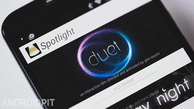motorola duet spotlight