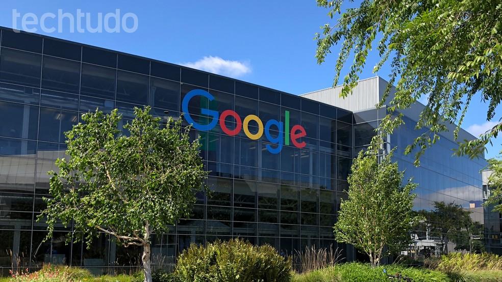 Google California Headquarters Facade Photo: Nicolly Vimercate / TechTudo