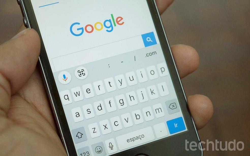 Google Chrome Mobile App Has Useful Tricks Photo: Playback / Marvin Costa