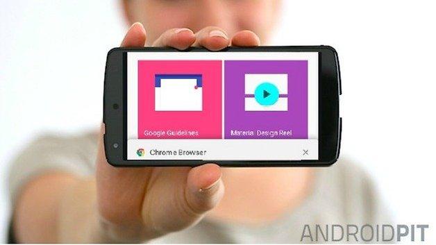 AndroidPIT Material Design teaser