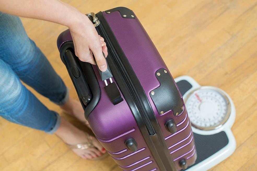 Hand Luggage: Apps help you find out if your bag is the right size Photo: Divulgao / Associação Brasileira das Empresas Areas