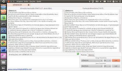 aBblia Linux