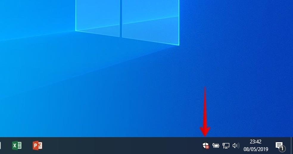 Open Windows Defender on Windows 10 Photo: Play / Helito Beggiora