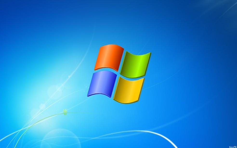 Learn how to set brightness on Windows 7 PC Photo: Divulgao / Microsoft