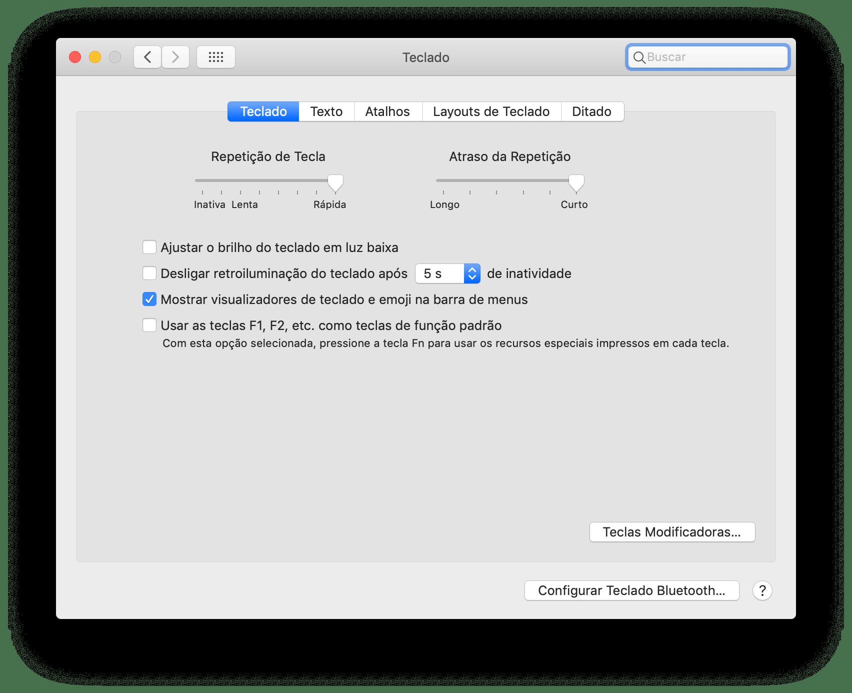 Viewing emojis and special symbols in macOS