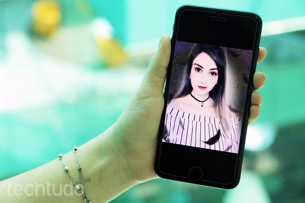 Meitu: Learn how to control in-app privacy Photo: Anna Kellen Bull / TechTudo