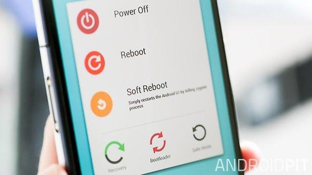 material power menu alternative android menu