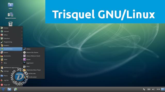 Trisquel GNU / Linux