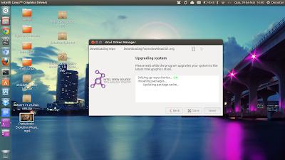 Intel Driver Installer for Ubuntuq