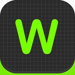 Writemator - Plain Text Editor app icon