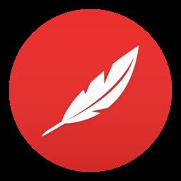 Lightweight PDF app icon