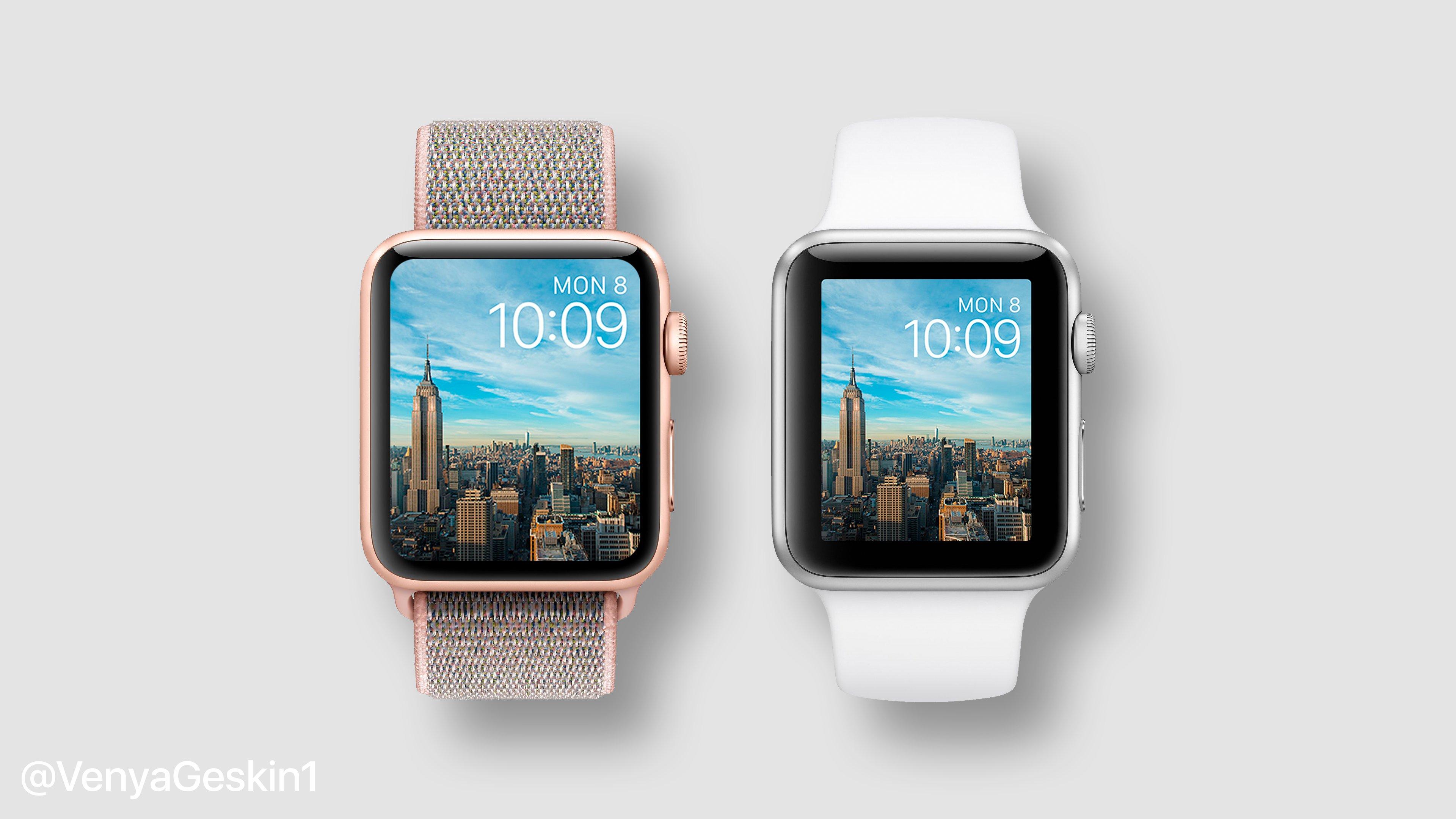Apple Watch Series 4 Concept